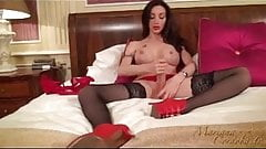 Mariana Cordoba Masturbation red Passion
