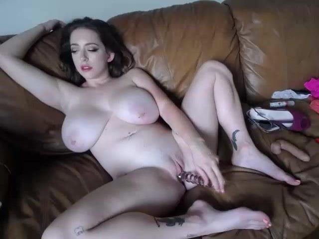 Mature amateur anal video
