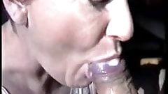 big cum in her mouth