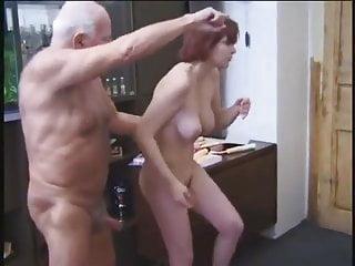 duo homme mur et jeune femme