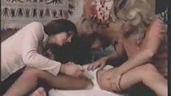 C-C Vintage Lesbian Schoolgirls