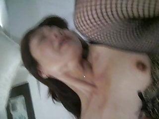Really Beautiful Japanese 50's wife Misaki's juicy pussy