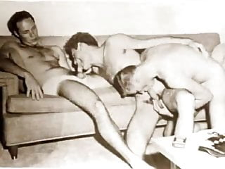 Gay Vintage video book 1890s- 1950s- ne