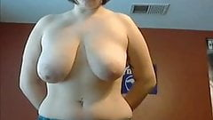 Shy Teen Showing Her Big Boobs On Cam