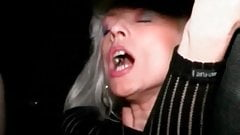 I am Pierced mature slut gets her cunt fisted