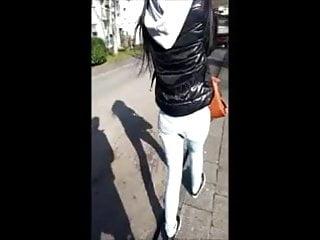 Christel Voyeursexy teen ass