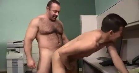 Sugar daddy gay sex vid first time