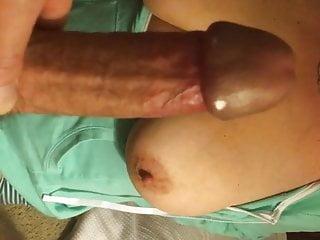 My ex sucking me off