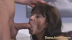 DaneJones Hot fuck with shaved older woman