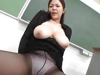 Yuki Sakurai Sexy Japanese Teacher