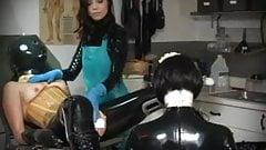 dom rubber mistress