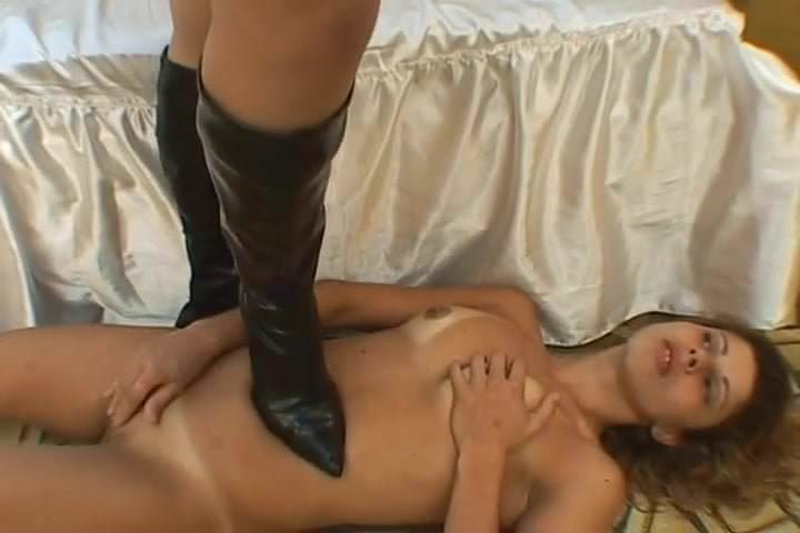 Big Tits High Heels Lingerie