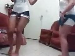 Maroc bitch Girls dance
