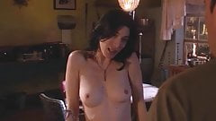 Jaime Murray Nude Boobs And Nipples In Dexter ScandalPlanet