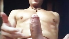 hot big dicked straight guy wants to wank for the world.