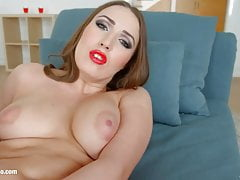 Gonzo style anal with hot Jessica Night by Ass Traffic