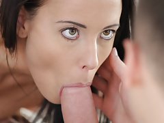 Small titted beauty Lexi Layo on big dick