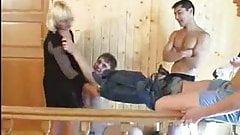 Svetlana fucking 3 boys