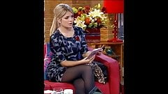 HOLLY WILLOUGHBY PANTYHOSE