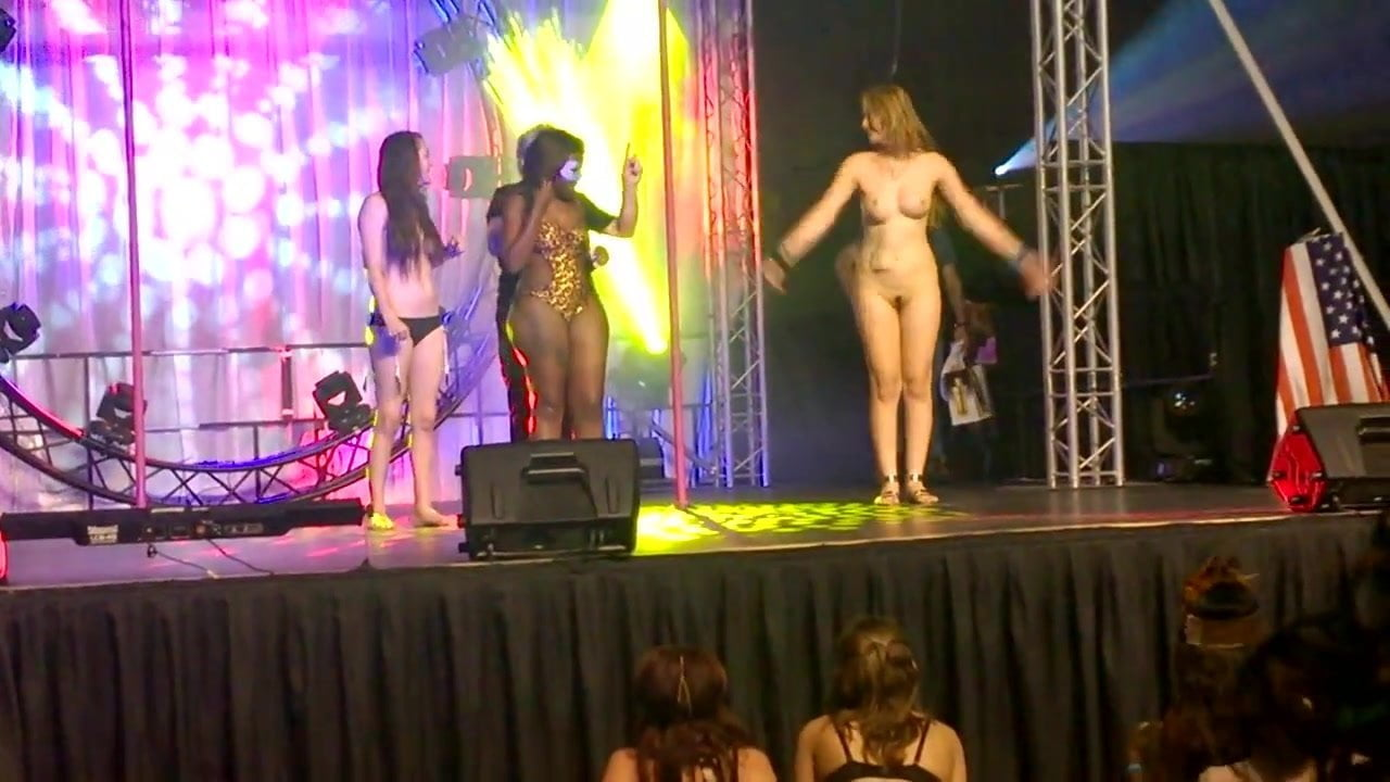 Amateur strip tease contests