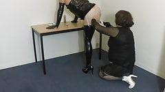 Tv dom teacher and sub