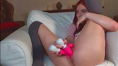 Horny Redhead