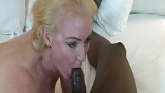 Mature Milf awsome Blow job on BBC.