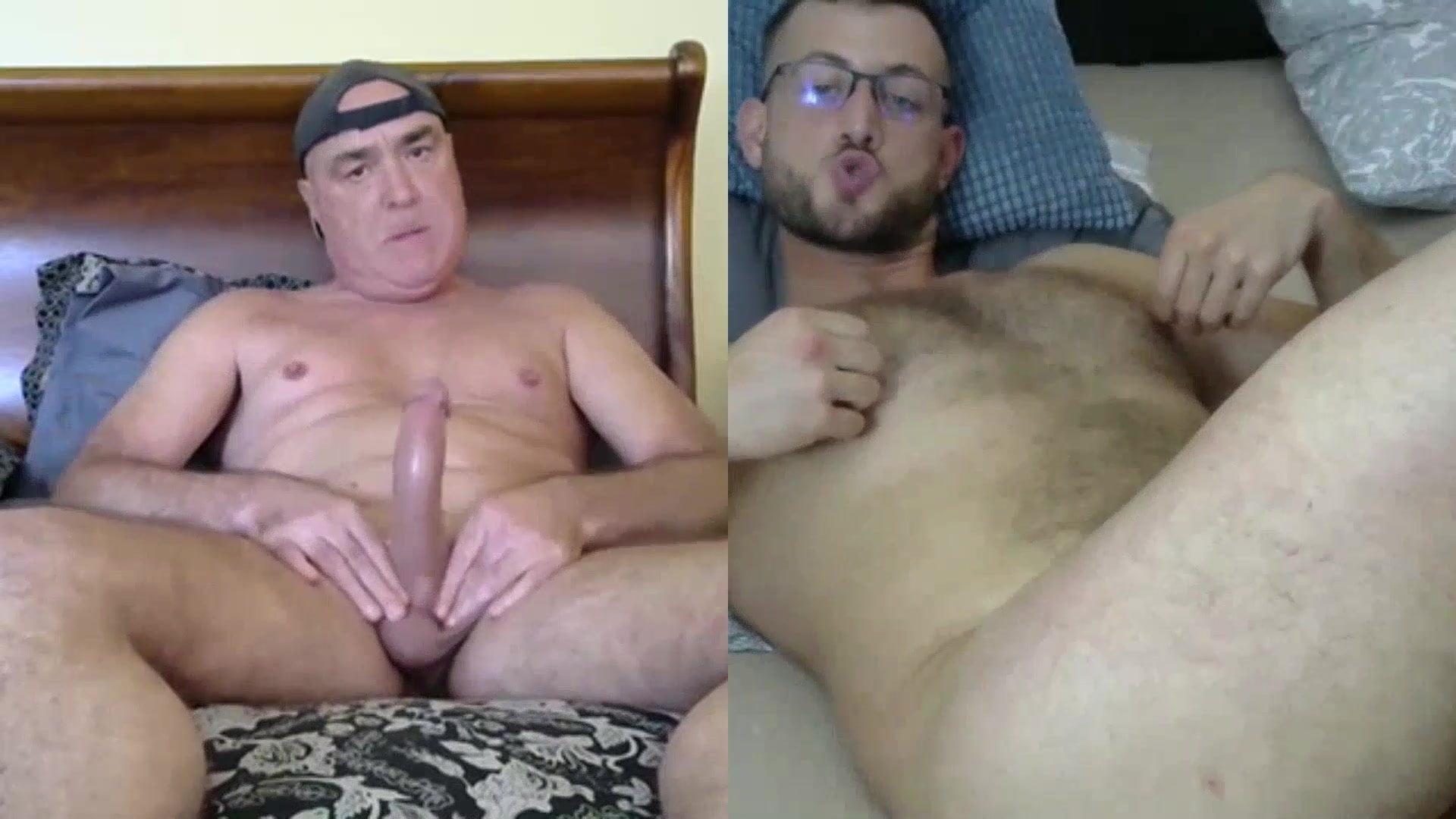 Муж жена скайп порно
