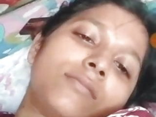 My friend's GF nude video calling (Bengali with Audio)