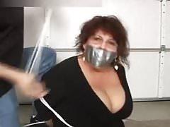 Teacher bound and gagged