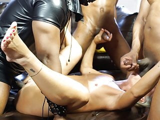 Leilani Lei First Gang Bang