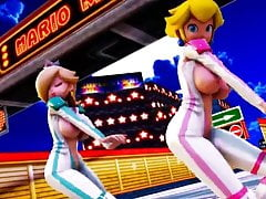 M.D. Peach and Rosealina 's Thumb