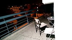Couple Fucking Loud on Balcony's Thumb