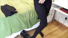 pantyhose test