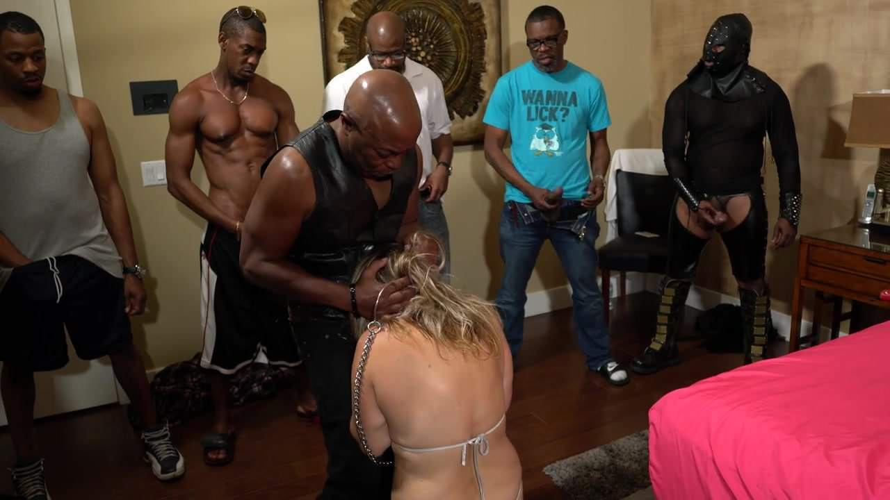 Black Girls Gangbang White Guy