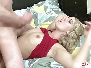 Preview 6 of Petite Teen Stepsister wants a shag
