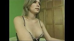 Cute Lingerie Girl on Cam BVR