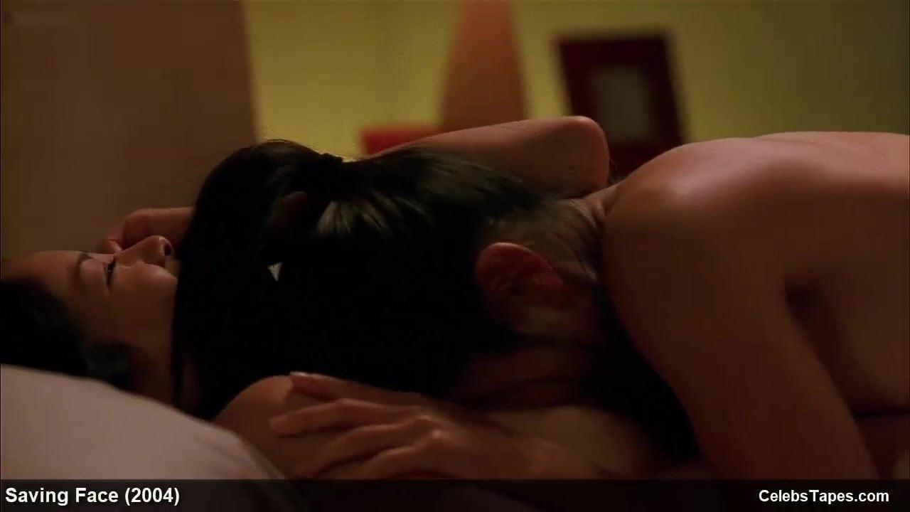 Asian Celeb Michelle Krusiec & Lynn Chen nude and sizzling intercourse