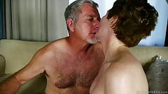 Fit old spunker loves a hard fucking and a mouthful of cum