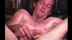 Solo Jock Masturbating After Dancing
