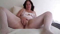 german milf masturbating on skype for me