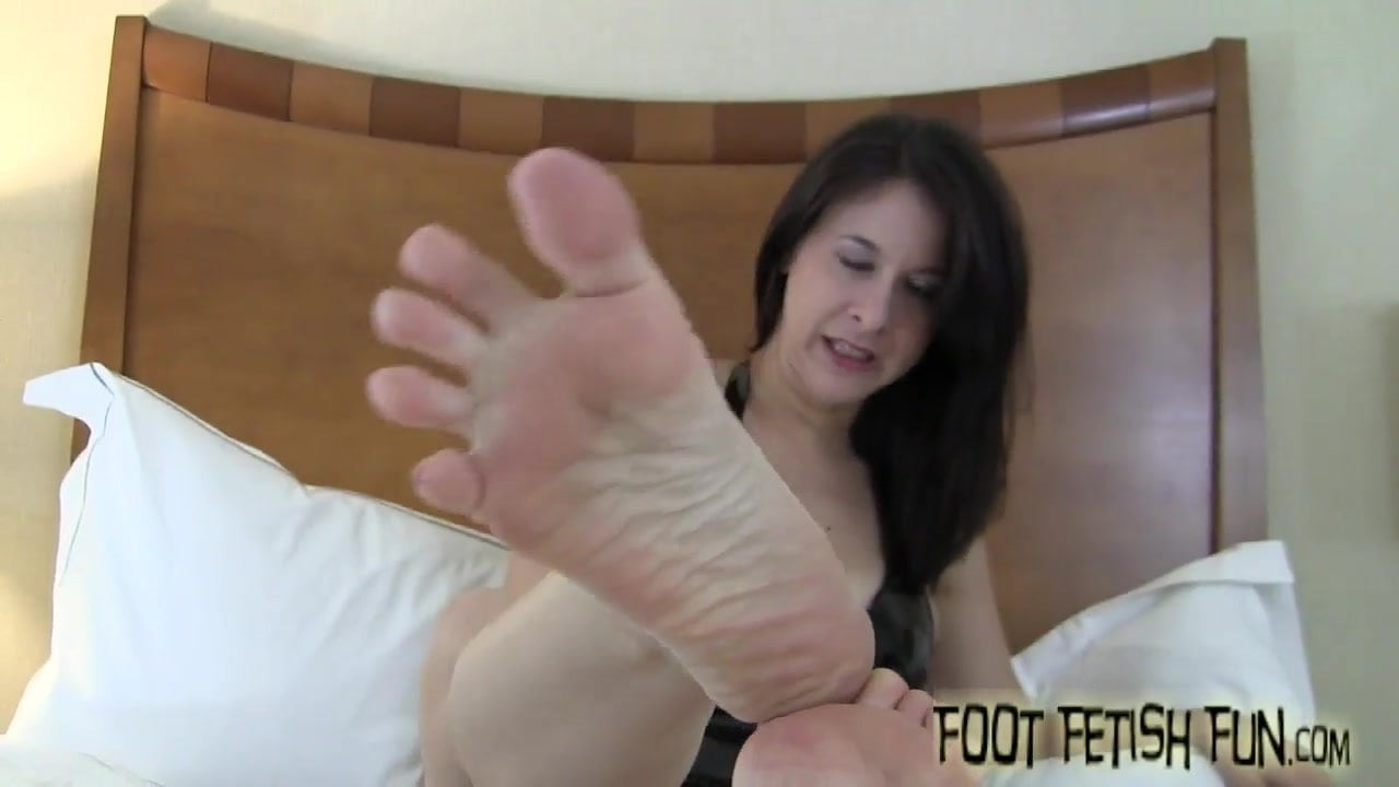 You are totally addicted to my feet arent you