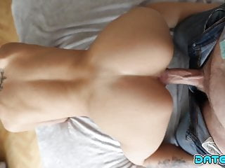 Date Slam - Young beauty loving the big cock - Part 1