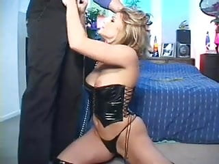 slut on a leash