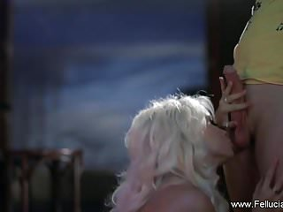 Preview 2 of Desire For A CFNM Blowjob Today
