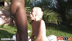 Teena Dolly gets fucked from B
