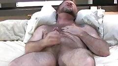 Wanking Daddy Bear 1