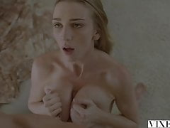 Vixen Kendra Sunderland Finally fucked By Her Fathers Friend