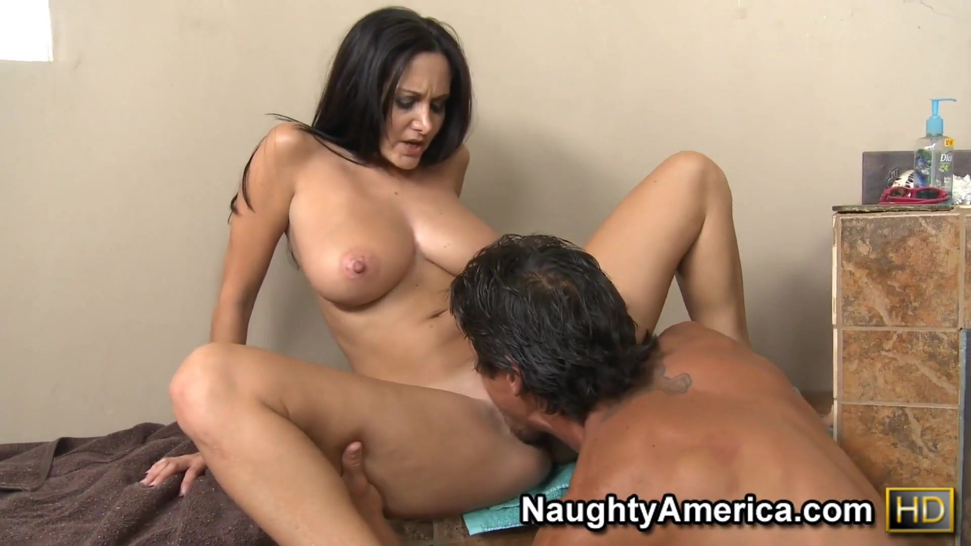 Naughty America Ava Addams fucking in the pool