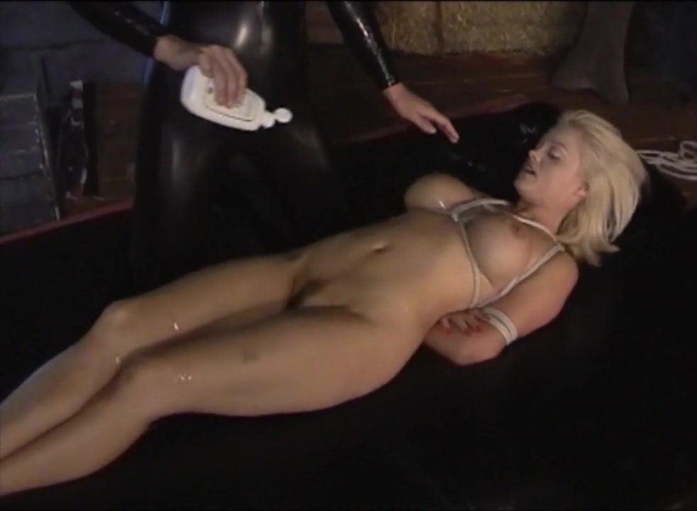 Lesbian bondage videos